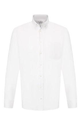 Мужская хлопковая сорочка VAN LAACK белого цвета, арт. R0Y-TF/130650 | Фото 1