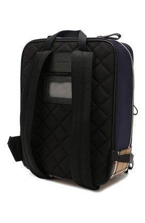 Детская текстильный рюкзак BURBERRY разноцветного цвета, арт. 8018629 | Фото 2