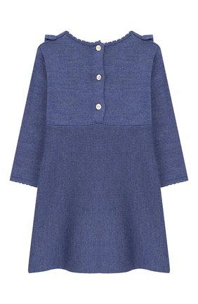 Женский шерстяное платье TARTINE ET CHOCOLAT голубого цвета, арт. TP30051/1M-1A | Фото 2