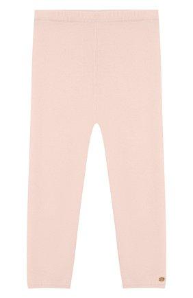 Детские кашемировые брюки TARTINE ET CHOCOLAT светло-розового цвета, арт. TP24011/4A-5A | Фото 1