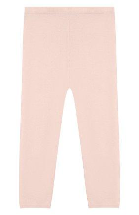 Детские кашемировые брюки TARTINE ET CHOCOLAT светло-розового цвета, арт. TP24011/4A-5A | Фото 2