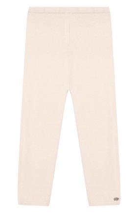Детские кашемировые брюки TARTINE ET CHOCOLAT белого цвета, арт. TP24011/4A-5A | Фото 1