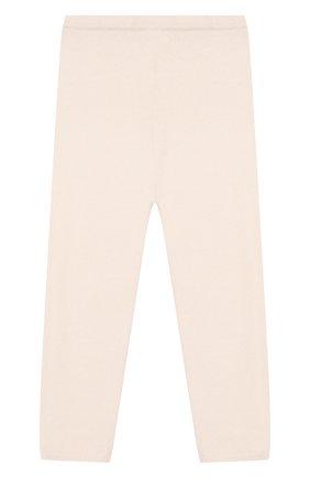 Детские кашемировые брюки TARTINE ET CHOCOLAT белого цвета, арт. TP24011/4A-5A | Фото 2