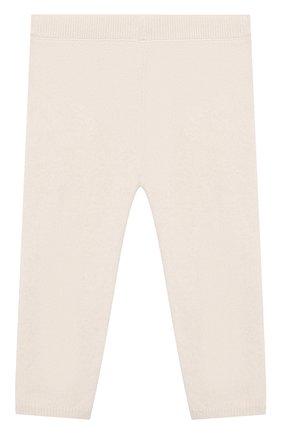 Детские кашемировые брюки TARTINE ET CHOCOLAT белого цвета, арт. TP24011/1M-1A | Фото 2