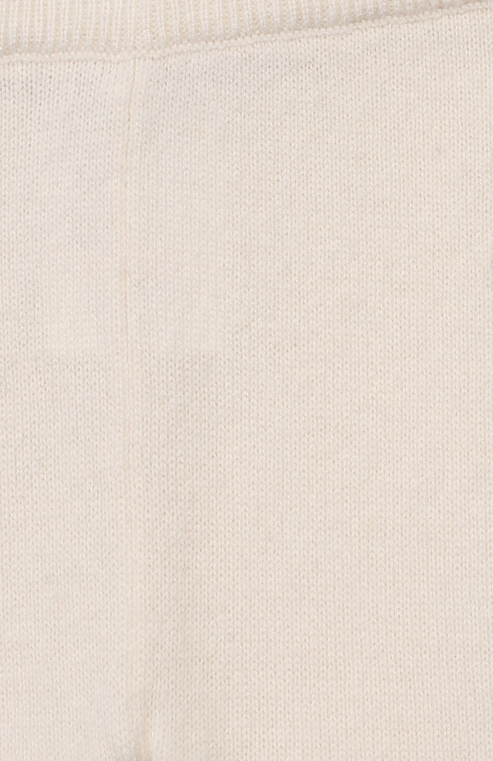 Детские кашемировые брюки TARTINE ET CHOCOLAT белого цвета, арт. TP24011/1M-1A | Фото 3