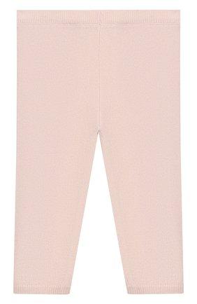 Детские кашемировые брюки TARTINE ET CHOCOLAT светло-розового цвета, арт. TP24011/1M-1A | Фото 2
