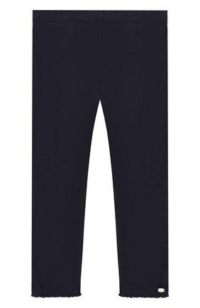 Детские хлопковые брюки TARTINE ET CHOCOLAT темно-синего цвета, арт. TP24001/4A-5A | Фото 1