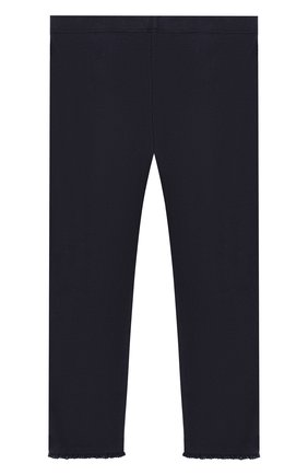 Детские хлопковые брюки TARTINE ET CHOCOLAT темно-синего цвета, арт. TP24001/4A-5A | Фото 2