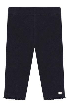 Детские хлопковые брюки TARTINE ET CHOCOLAT темно-синего цвета, арт. TP24001/1M-1A | Фото 1