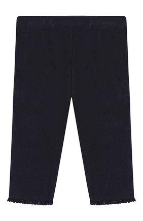 Детские хлопковые брюки TARTINE ET CHOCOLAT темно-синего цвета, арт. TP24001/1M-1A | Фото 2