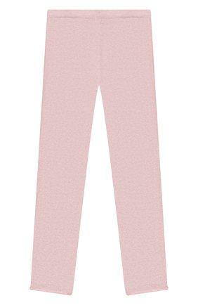 Детские брюки KUXO розового цвета, арт. V709R-500U/14A-16A | Фото 1