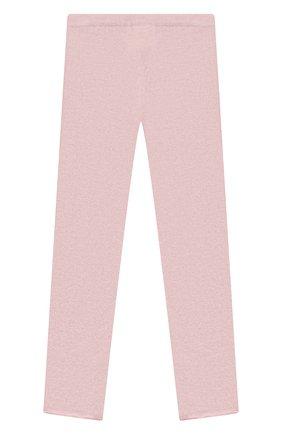 Детские брюки KUXO розового цвета, арт. V709R-500U/14A-16A | Фото 2