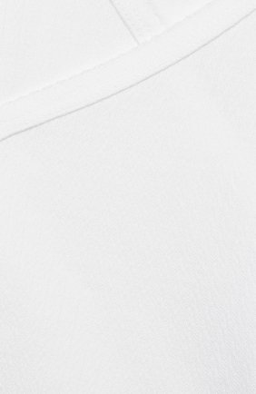 Детский комплект из распашонки с шапкой и ползунков KISSY KISSY белого цвета, арт. 141207   Фото 8