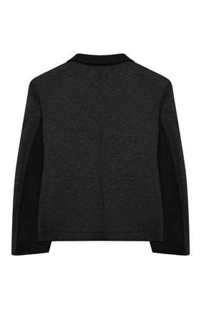 Детский пиджак DONDUP черного цвета, арт. BJ154/TY0001B/XXX | Фото 2