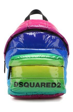 Женский рюкзак DSQUARED2 разноцветного цвета, арт. BPW0008 11202411 | Фото 1