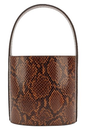 Женская сумка bisset STAUD коричневого цвета, арт. 159-9000 | Фото 1