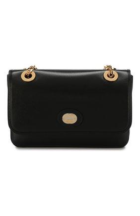 Женская сумка marina small GUCCI черного цвета, арт. 576421/1DB0X | Фото 1