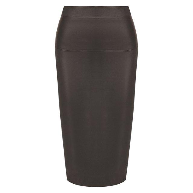 Кожаная юбка Tom Ford