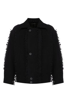 Шерстяная куртка   Фото №1