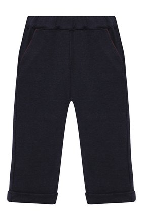 Детские брюки TARTINE ET CHOCOLAT темно-синего цвета, арт. TP22191/1M-1A | Фото 1