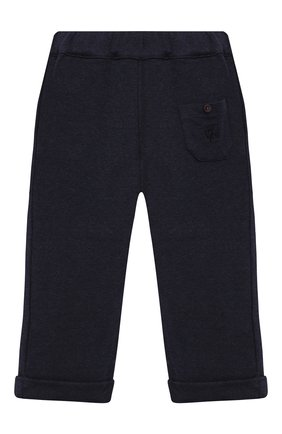 Детские брюки TARTINE ET CHOCOLAT темно-синего цвета, арт. TP22191/1M-1A | Фото 2
