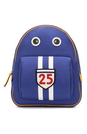 Детская рюкзак GUCCI синего цвета, арт. 580435/HNPAN | Фото 1