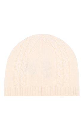 Детского шерстяная шапка GUCCI белого цвета, арт. 574675/3K206 | Фото 2