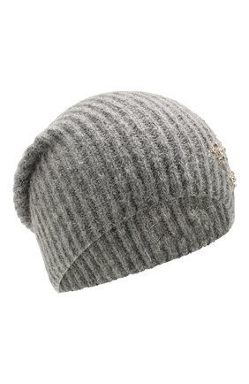 Женский шапка JENNIFER BEHR светло-серого цвета, арт. 46XA49 | Фото 1