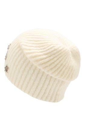 Женский шапка JENNIFER BEHR белого цвета, арт. 46XA49 | Фото 2