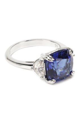 Женское кольцо attract SWAROVSKI серебряного цвета, арт. 5512566 | Фото 1