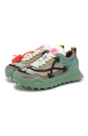 Комбинированные кроссовки ODSY-1000   Фото №1