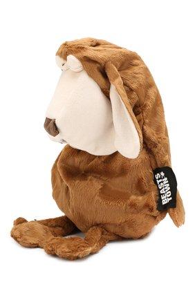 Детского игрушка собака SIGIKID коричневого цвета, арт. 38942 | Фото 2