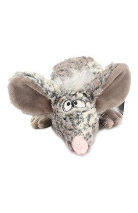 Детского игрушка мышка SIGIKID бежевого цвета, арт. 38606 | Фото 1