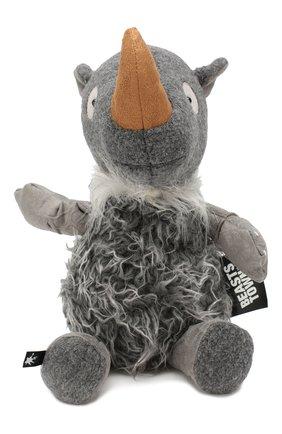 Детского игрушка носорог SIGIKID серого цвета, арт. 39167 | Фото 1
