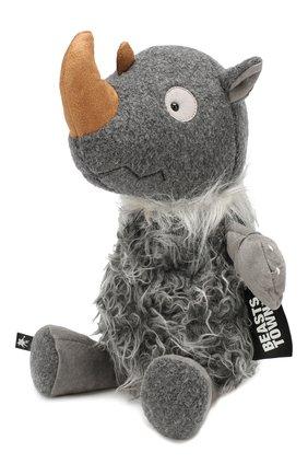 Детского игрушка носорог SIGIKID серого цвета, арт. 39167 | Фото 2