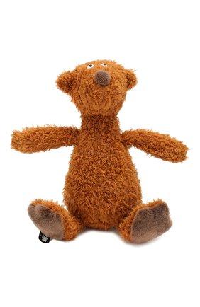 Детского игрушка медвежонок SIGIKID коричневого цвета, арт. 38926 | Фото 1