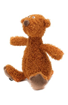 Детского игрушка медвежонок SIGIKID коричневого цвета, арт. 38926 | Фото 2