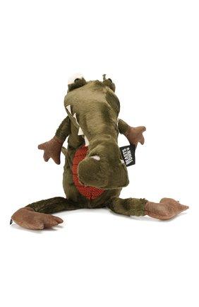 Детского игрушка крокодил SIGIKID хаки цвета, арт. 38940 | Фото 1
