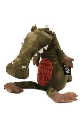 Детского игрушка крокодил SIGIKID хаки цвета, арт. 38940 | Фото 2