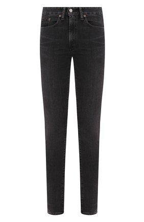 Женские джинсы RRL черного цвета, арт. 282662844 | Фото 1