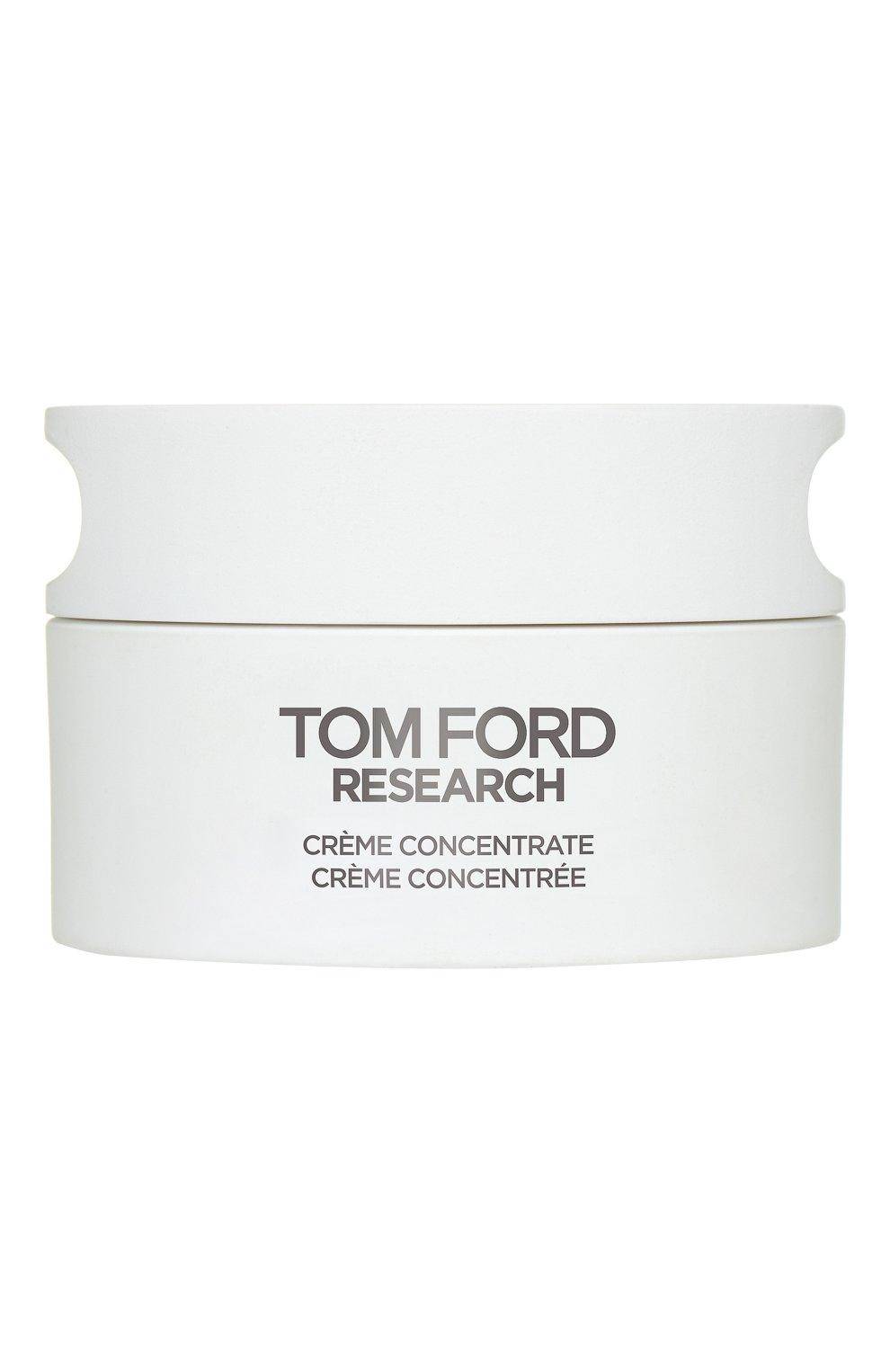 Женское увлажняющий питательный крем для лица research TOM FORD бесцветного цвета, арт. T6CK-01 | Фото 1