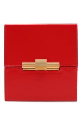 Женская сумка daisey BOTTEGA VENETA красного цвета, арт. 577038/VCPI1 | Фото 1