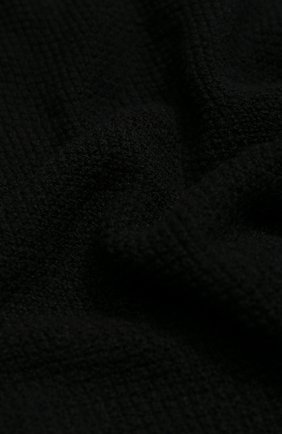 Мужские кашемировый шарф INVERNI черного цвета, арт. 9063SM | Фото 2