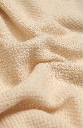 Мужские кашемировый шарф INVERNI светло-бежевого цвета, арт. 9063SM | Фото 2