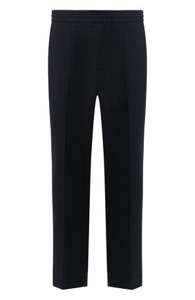 Мужской брюки 2 moncler 1952 x valextra MONCLER GENIUS темно-синего цвета, арт. E2-091-11503-00-54ABT | Фото 1