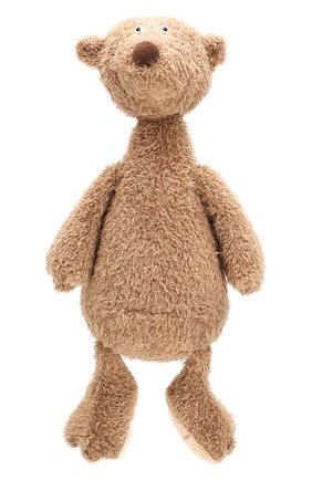 Детского игрушка мишка SIGIKID коричневого цвета, арт. 37730 | Фото 1