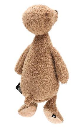 Детского игрушка мишка SIGIKID коричневого цвета, арт. 37730 | Фото 2