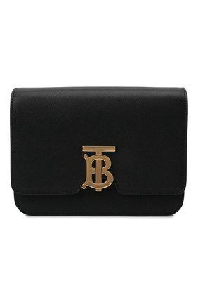 Женская сумка tb small BURBERRY черного цвета, арт. 8019338 | Фото 1