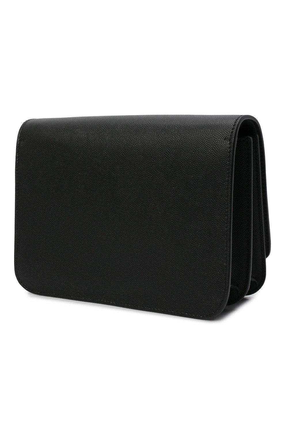 Женская сумка tb small BURBERRY черного цвета, арт. 8019338 | Фото 4
