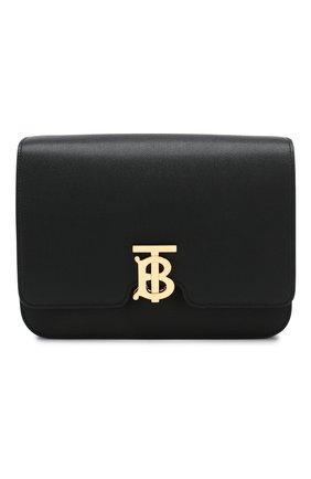 Женская сумка tb medium BURBERRY черного цвета, арт. 8019343   Фото 1